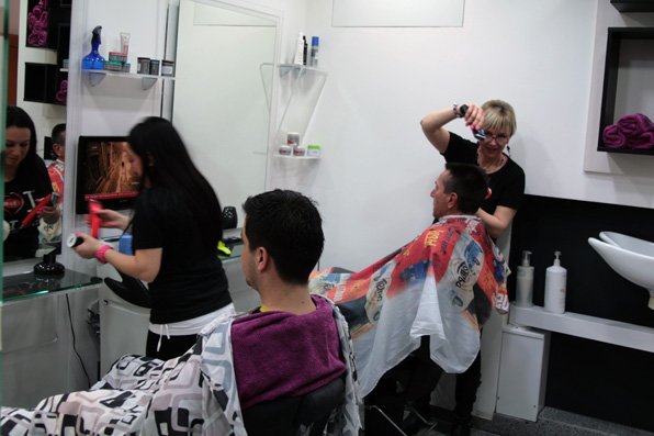 frizerski salon tom, barutanski jarak 7, zagreb slika 6