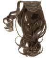 kovrčavi rep za kosu